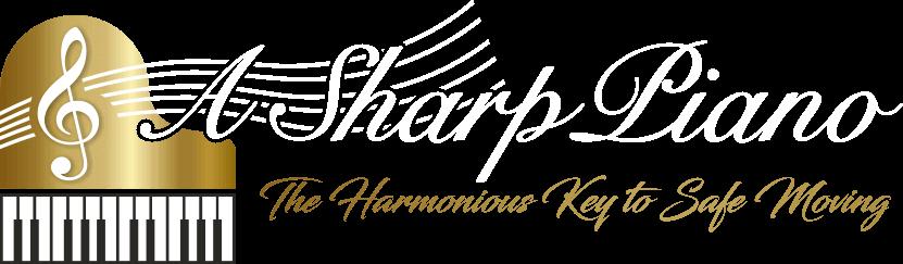 A Sharp Piano LLC Logo
