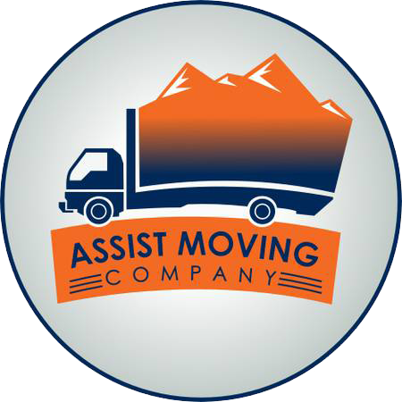 Assist Moving Company Logo