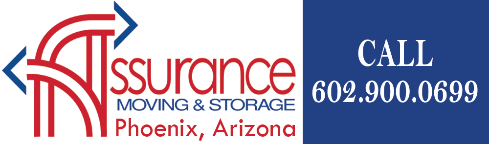 Assurance Moving And Storage Logo