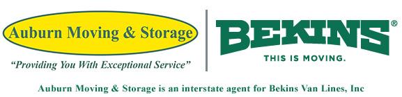 Auburn Moving & Storage Logo