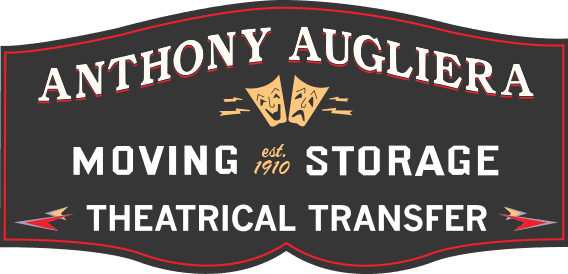 Anthony Augliera Moving, Storage, & Theatrical Transfer Logo