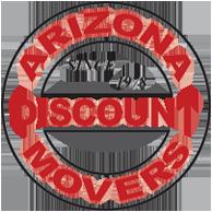 Arizona Discount Movers Logo