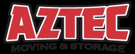 Aztec Moving & Storage Logo