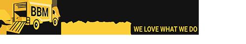 Back Breaker Movers #1  Logo