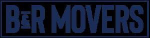 B&R Movers Logo