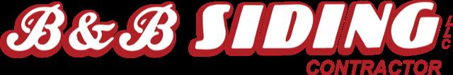 B&B Siding Contractors LLC Logo