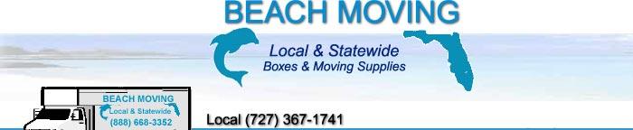 Beach Moving Logo