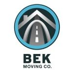 BEK Moving Co. Logo