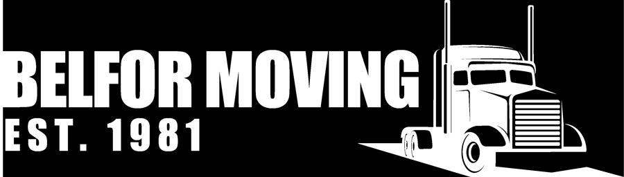 Belfor Moving Logo