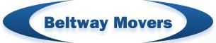 Beltway Movers & Storage Logo