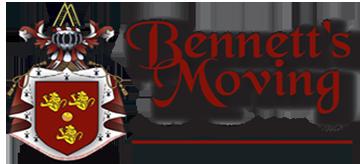 Bennett's Moving Logo