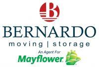 Bernardo Moving & Storage Logo