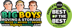 Big Boys Moving & Storage Company Logo