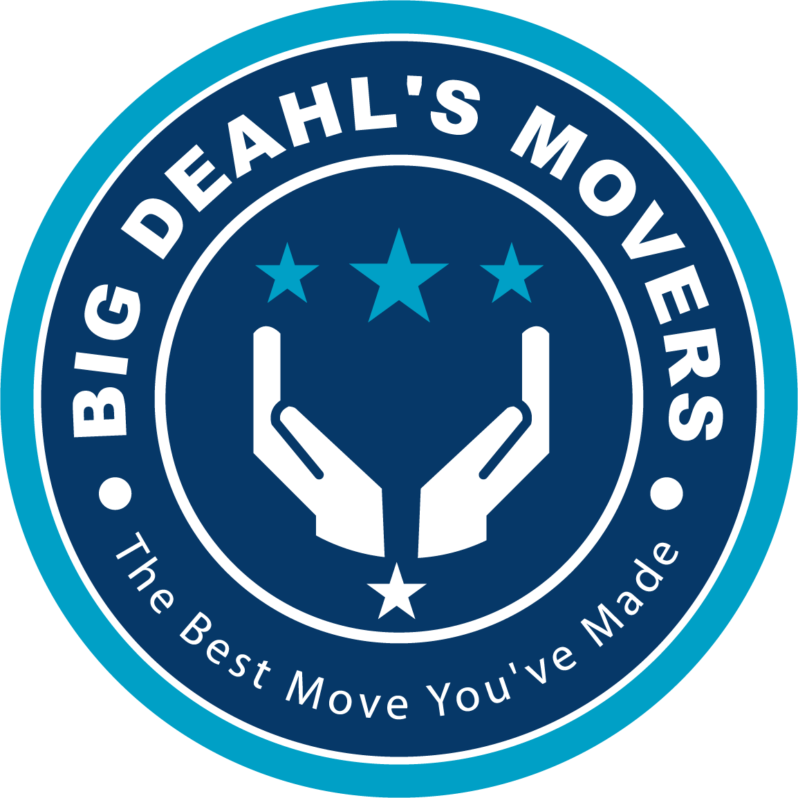 Big Deahl's Movers Logo