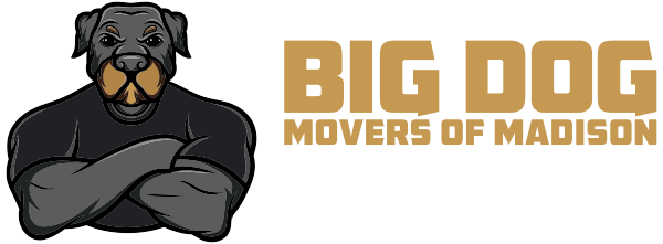 Big Dog Movers of Madison LLC Logo