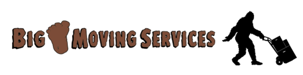 Bigfoot Moving Services Logo