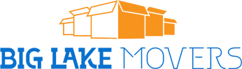 Big Lake Movers Logo