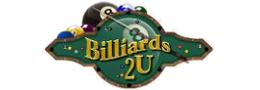 Billiards 2U Logo