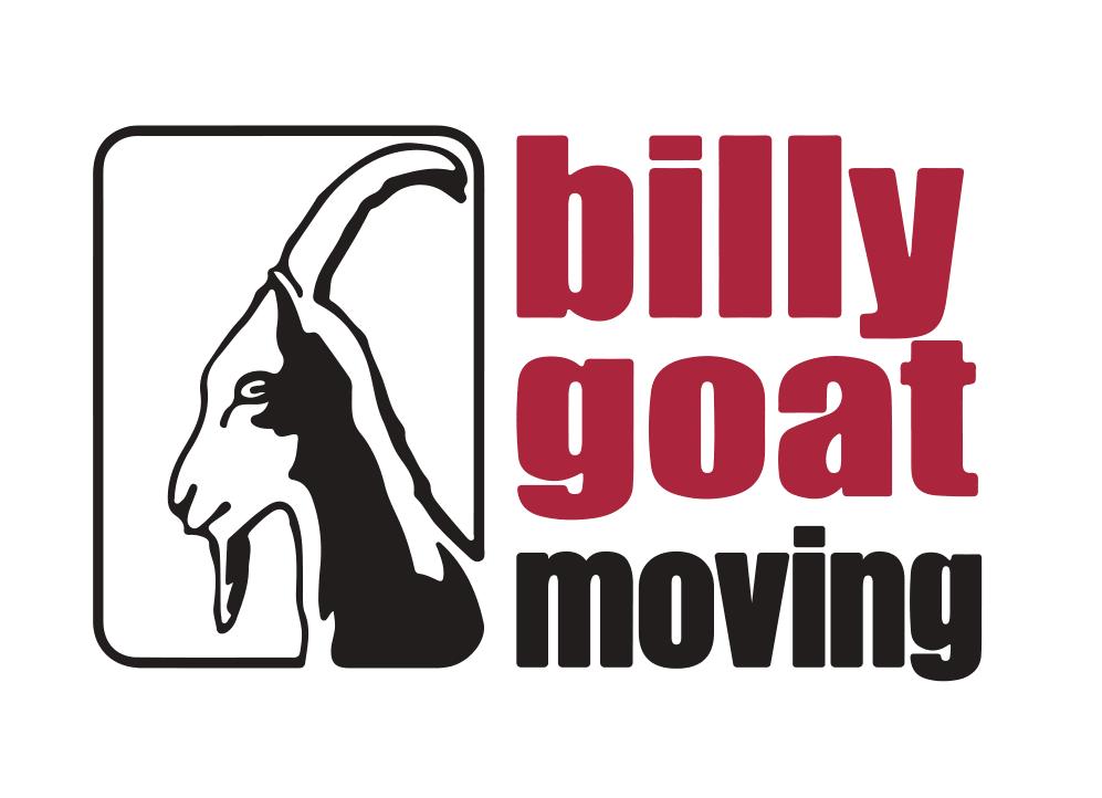 Billy Goat Moving Company Logo
