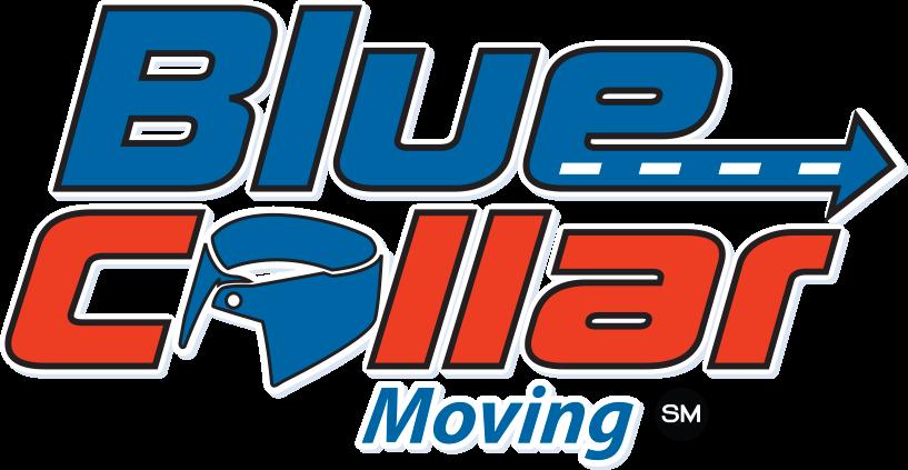 Blue Collar Moving Logo