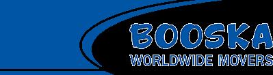 Booska Worldwide Movers Logo