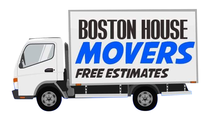 Boston House Movers. Logo