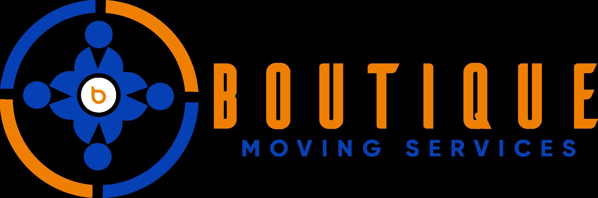 Boutique Moving Services Logo
