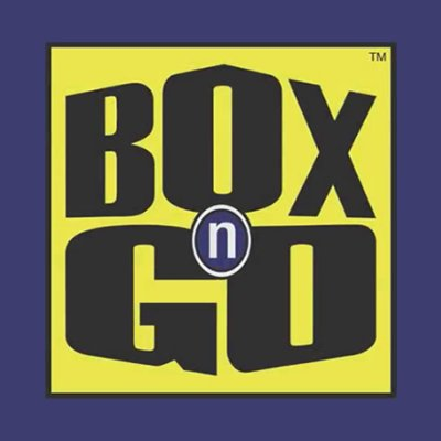 Box-N-Go, Storage Containers & Long Distance Moving Company Logo