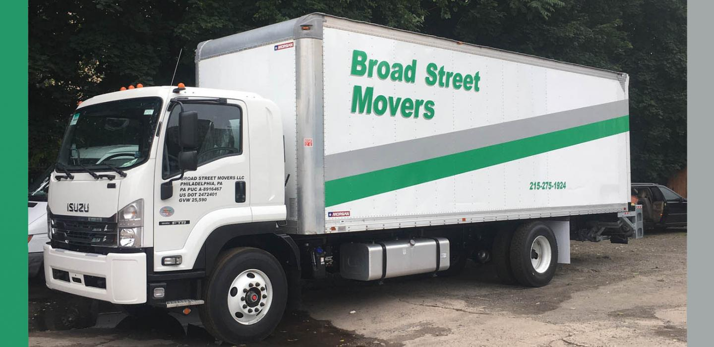 Broad Street Movers Logo