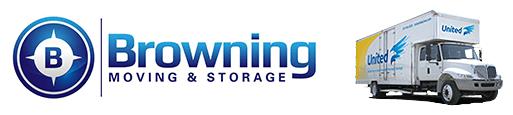 Browning Moving & Storage Logo