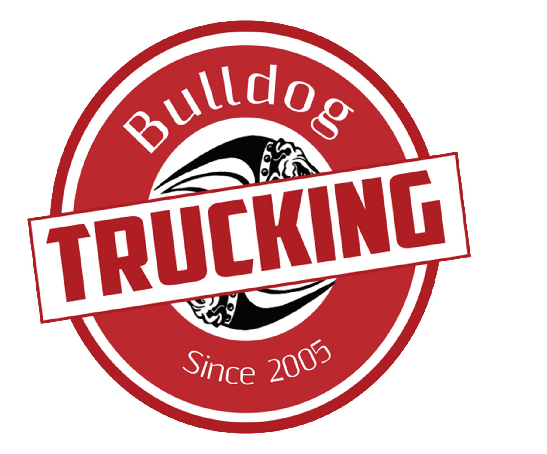 Bulldog Trucking & Auto Transport Logo