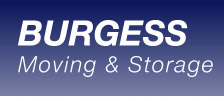 Burgess Moving & Storage Corporation Logo