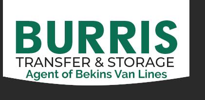 Burris Transfer & Storage Company Logo
