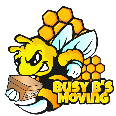 Busy B's Moving Madison Logo