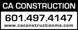 CA Construction LLC Logo