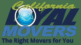 California Loyal Movers Logo