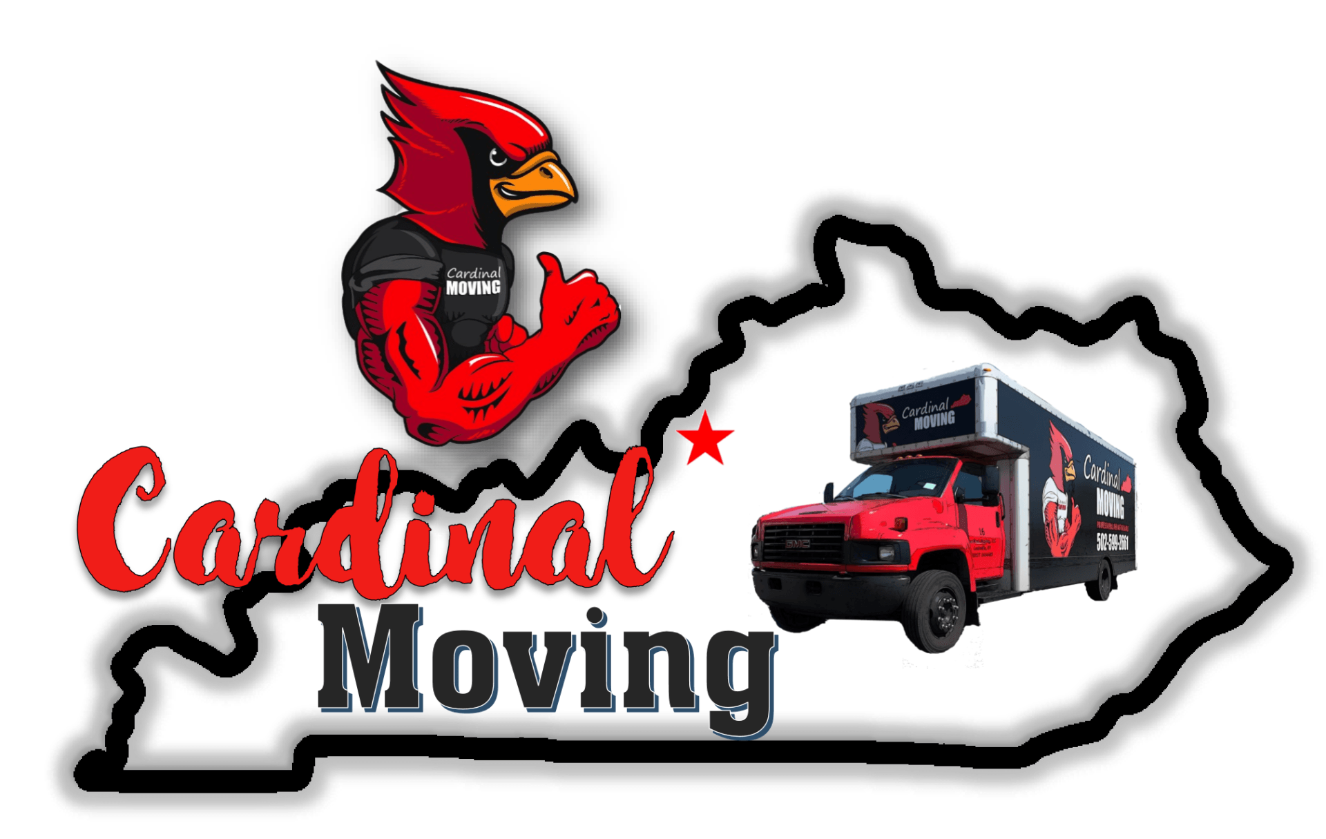 Cardinal Moving Logo