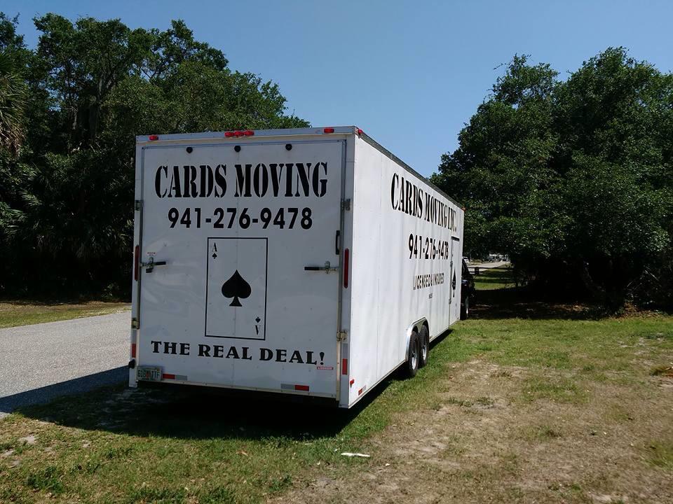 Cards Moving Inc. Logo