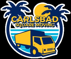 Carlsbad Square Moving Logo