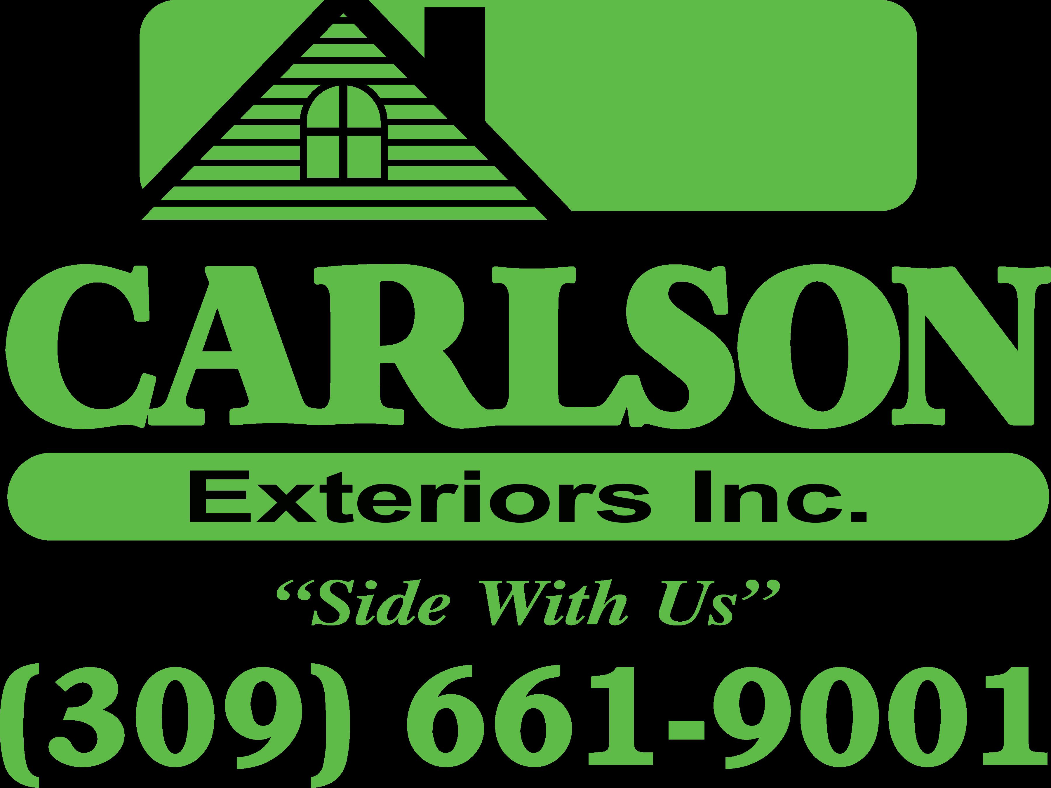 Carlson Exteriors Inc. Logo