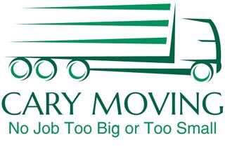 Cary Moving Center Logo