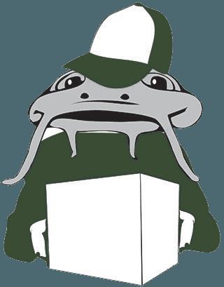 Catfish Moving Company Logo