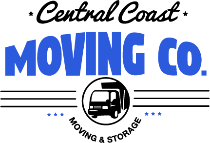 Central Coast Moving Co. Logo
