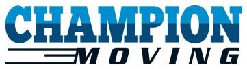 Champion Moving Logo