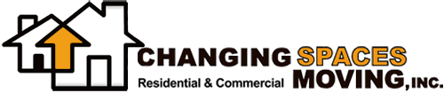 Changing Spaces Moving Inc. Logo