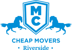 Cheap Movers Riverside Logo