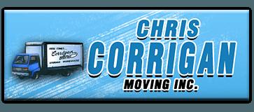 Chris Corrigan Moving Inc. Logo