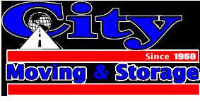 City Moving & Storage Logo