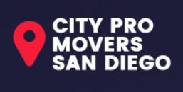 City Pro Chula Vista Movers Logo