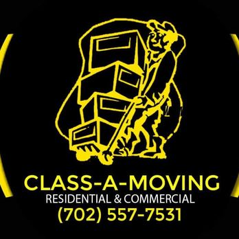 Class A Moving Logo